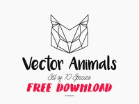 Geometric Vector Animals - FREE Download