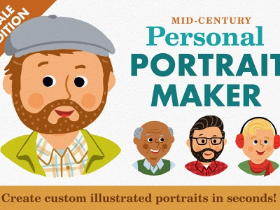 Avatar Maker Designs Themes Templates And Downloadable Graphic Elements On Dribbble