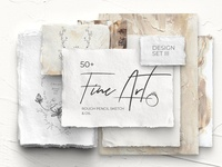 FINE ART lll modern design set (oil)