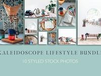 Free Download - Kaleidoscope Lifestyle Photo Bundle