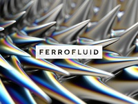 Ferrofluid: Inspired Images