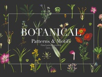 Botanical Luxe, Chic & trendy!