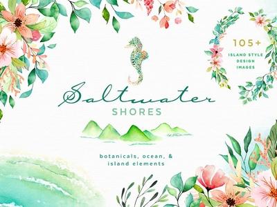 Saltwater Shores Island Botanicals