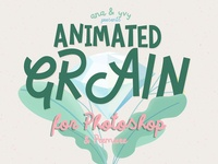 Animated GRAIN Texture for Photoshop
