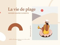 La vie de plage - summer collection
