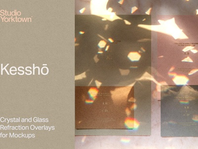 Kessho - Crystal Light Overlays