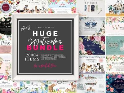 Whole Shop Mid-Season Bundle