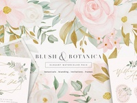 Blush & Botanica Floral Collection