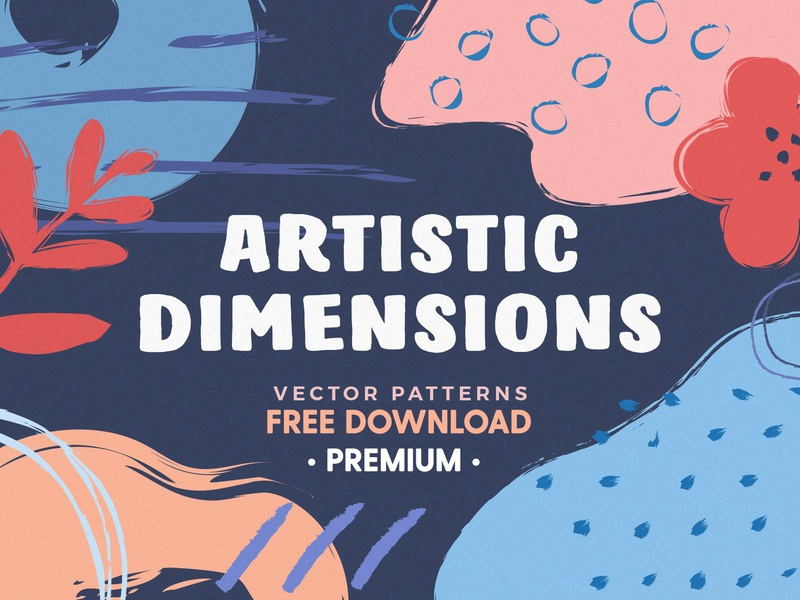 Artistic Dimension Abstract Patterns background design illustration freebies cards printing print packaging vector patterns vector abstract patterns abstract pattern abstract seamless patterns pattern artistic freebie free download free
