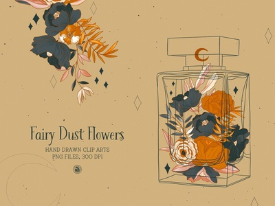 Fairy Dust Flowers