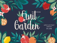 Fruit garden collection