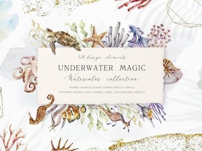 Underwater Magic.