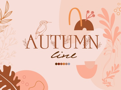 Autumn line collection