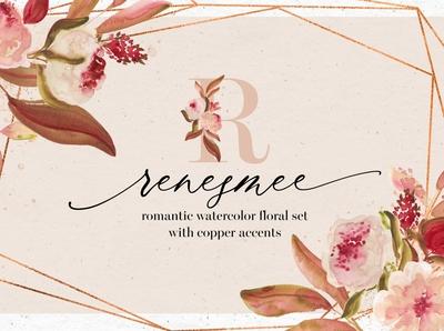 Renesmee | watercolor set