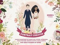 Customised Portrait Creator