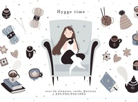 Hygge time - Autumn & Winter season