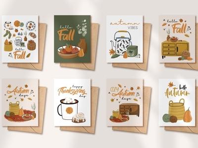 Cozy Autumn Collection