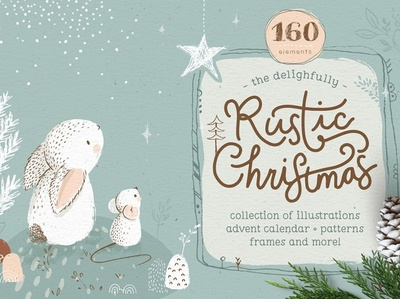 Rustic Christmas Collection