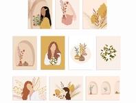 Women Prints & Illustrations Vol2