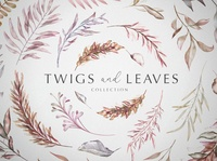 Twigs and Leaves