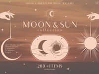 Moon and sun collection