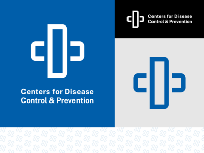 Centers for Disease Control & Prevention (CDC) Logo Redesign