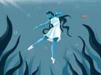 The Aqua Girl