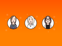 Zapier People Ops Avatars