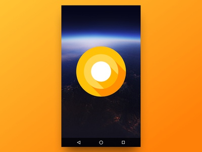 Free Android O Developer Preview Screen