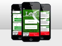 Football Magazin iOS APP - Overview
