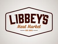 Libbey's Meat Market Logo