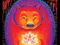 Bear Canada 150