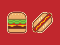Burger or Hot dog?