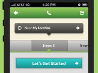App UI Elements