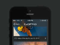 Gopro ios7 concept full
