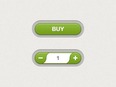 Yin Yang Button buttons quantity freebie