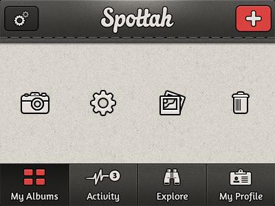 Spottah elements