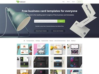 Freebcard Webdesign   Free psd, ai, eps business card templates.
