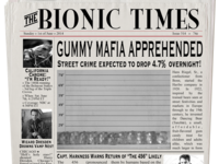 Bionic Times Newspaper