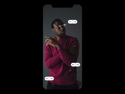 Image Slider concept ui  ux ui app branding design conceptui
