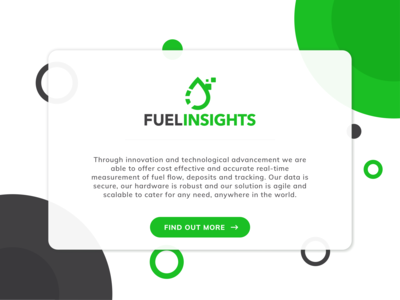 Fuel Insights - Landing Page