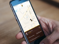 UPS Real Time Delivery Tracker
