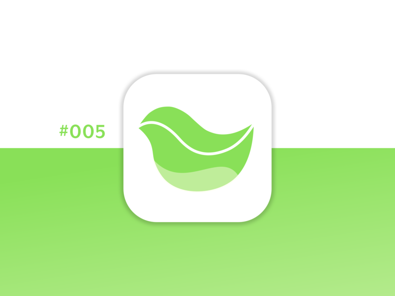 Daily UI #005 Logo got7 bird logo sketch uid daily100 dailyui daily ui 005
