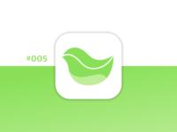 Daily UI #005 Logo