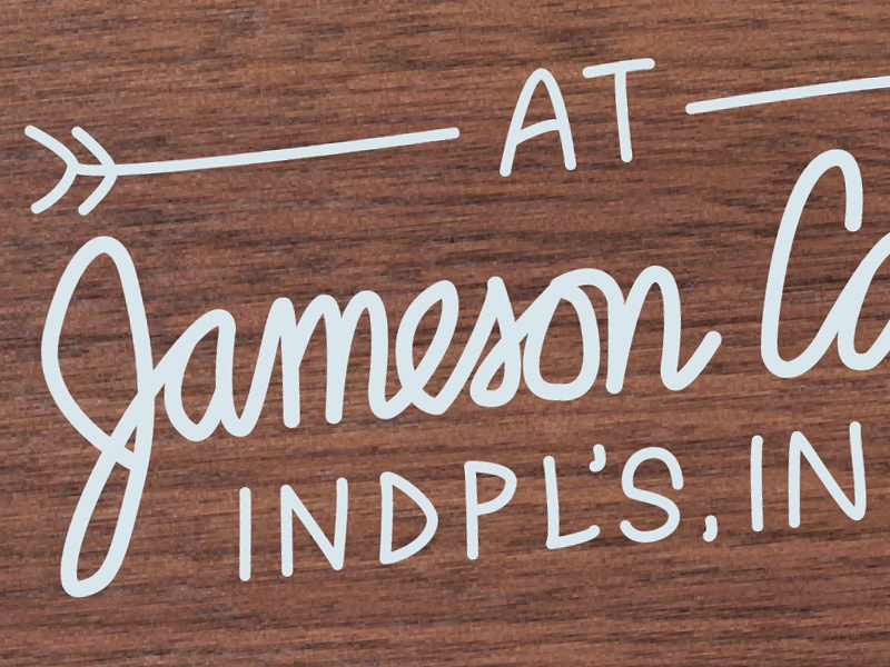 Save-the-date Lettering lettering hand-drawn digitized wood grain wedding