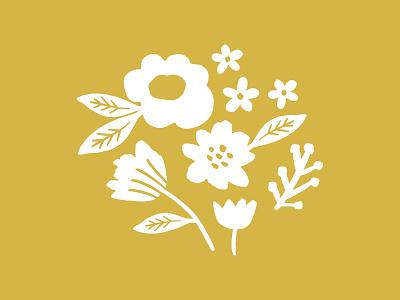 (5/8) Flower Doodles flower illustration drawing flora flower flowers hand drawn illustration design illustration