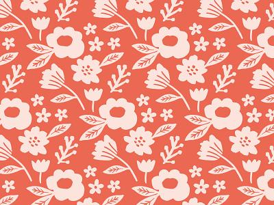 (6/8) Flower Pattern botanticals botanical illustrated illustration pattern pattern design pattern flora pattern flower pattern flowers flower flora design hand drawn illustration design drawing illustration