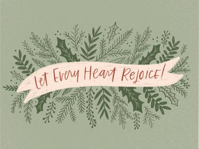 Let Every Heart Rejoice
