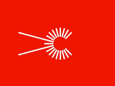 Chinese cuisine restaurant logo