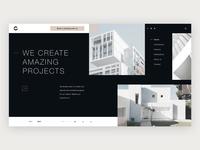 Architectural Studio design exploration